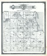 Poy Sippi Township, Waushara County 1924
